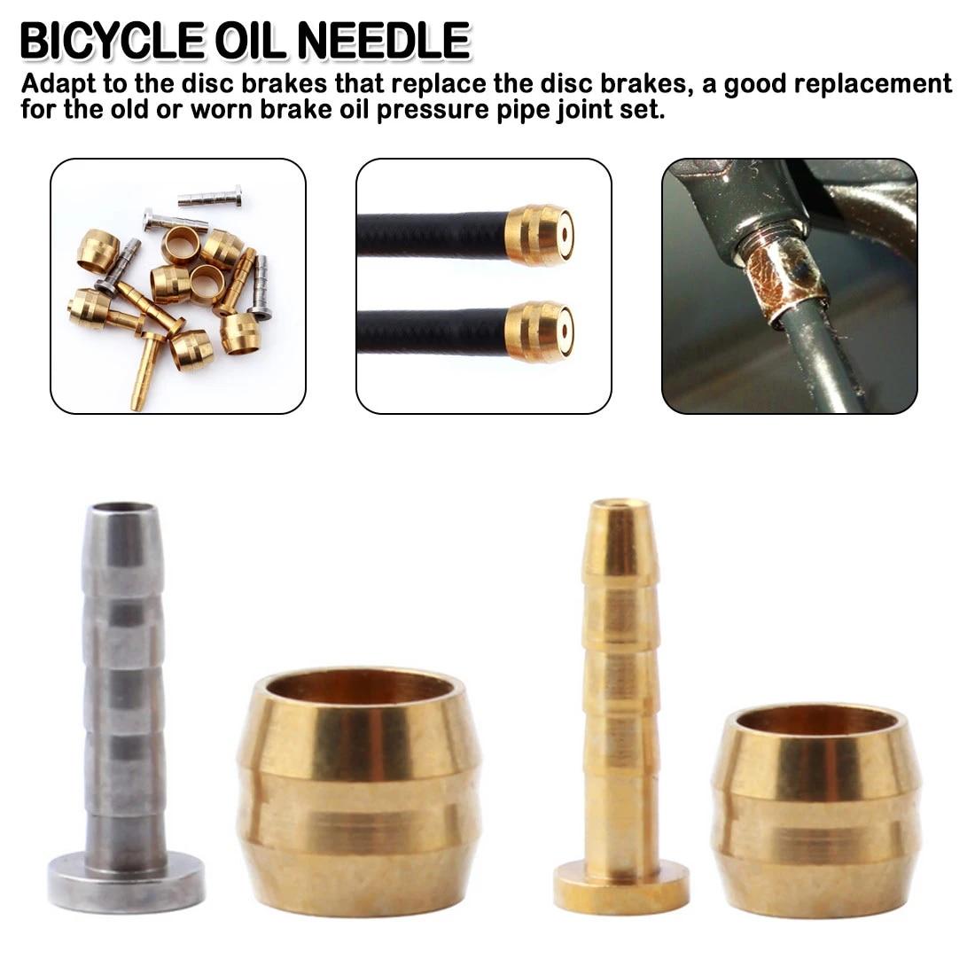 10Pairs//lot BH59 Bicycle Brake hose Hydraulic disc brake Olive Connect ESha
