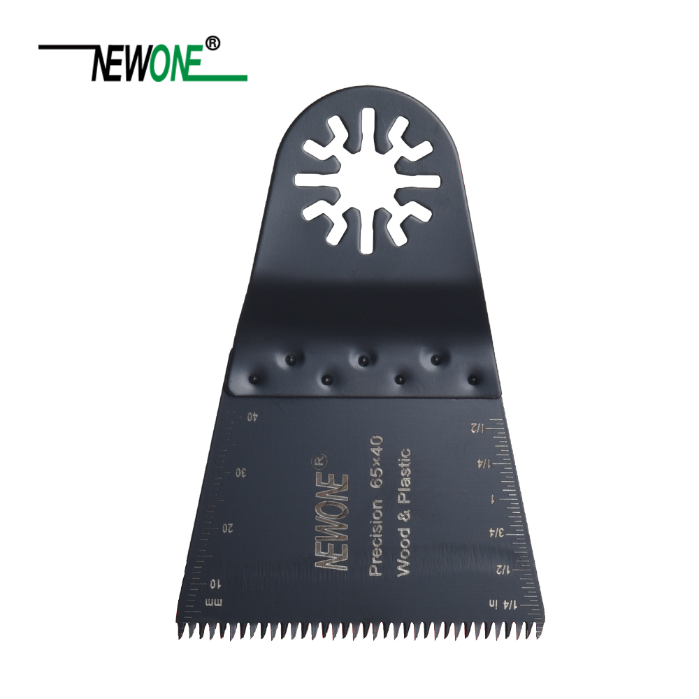 65mm Precision Japanese Tooth Renovation Oscillating Multi Tool Saw Blades HCS Multi-function Tool Blades For Wood And Plastic
