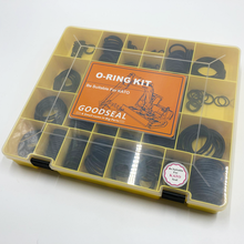 O-ring Kit For Excavator KATO 32 sizes=555 pcs  NBR 90 O-Ring kit kit 419pcs o ring o ring black rubber 32 sizes with case 3 50mm