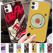 Dobby Musik Tape Mewah untuk Iphone 11 Pro11 Pro Max X 8 7 6 6S Plus 5 5S SE Cass(China)