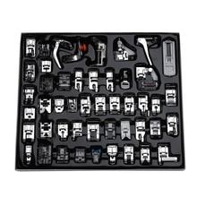 Профессиональный набор прижимных ножек для швейной машины 48 шт. для Brother, Babylock, Singer, Janome, Elna, Toyota, New Home, Simplicity, Ke
