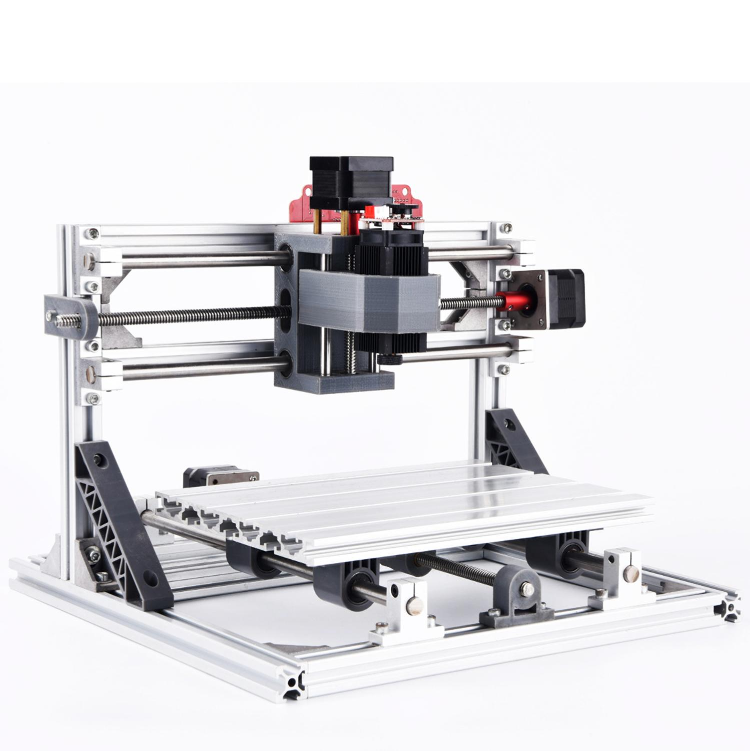 Image 4 - cnc 2418 with ER11,cnc engraving machine,Pcb Milling Machine,Wood Carving machine,mini cnc router,cnc2418, best Advanced toys-in Wood Routers from Tools