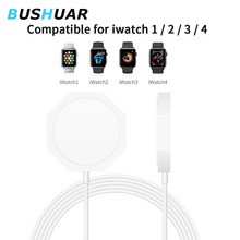 Magnetic Charger for Apple Watch USB Wireless Charging For iWatch Series 4 3 2 1 38mm&42mm 3.3 feet 1M Certified Watch Charger