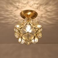 Mini Pendant Lights Gold Glass Hanging Lamp Loft For Bedroom Kitchen Study E27 Modern Home Deco Hanglamp Ceiling Pendant Lamp