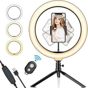 Ring Light with Tripod Stand a