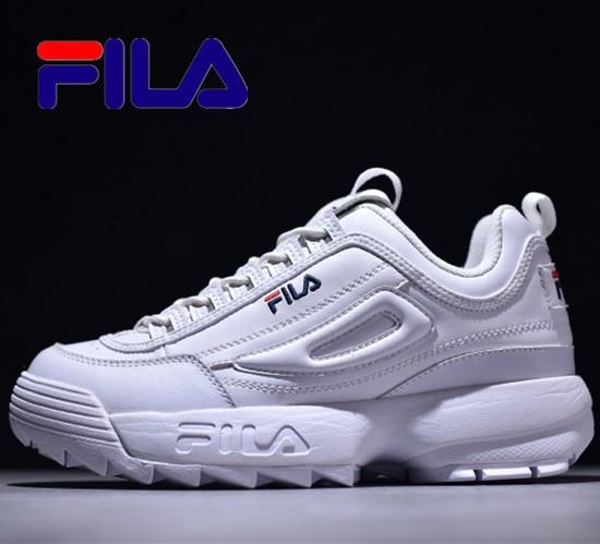 FILA Disruptor II 2 generations Men Sneakers large serrated