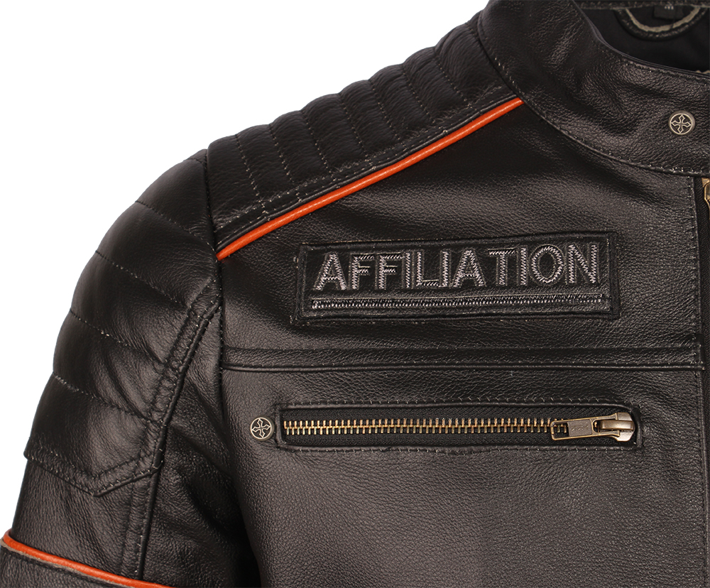 H822184571120435881f2bad239e2b223b Black Embroidery Skull Motorcycle Leather Jackets 100% Natural Cowhide Moto Jacket Biker Leather Coat Winter Warm Clothing M219