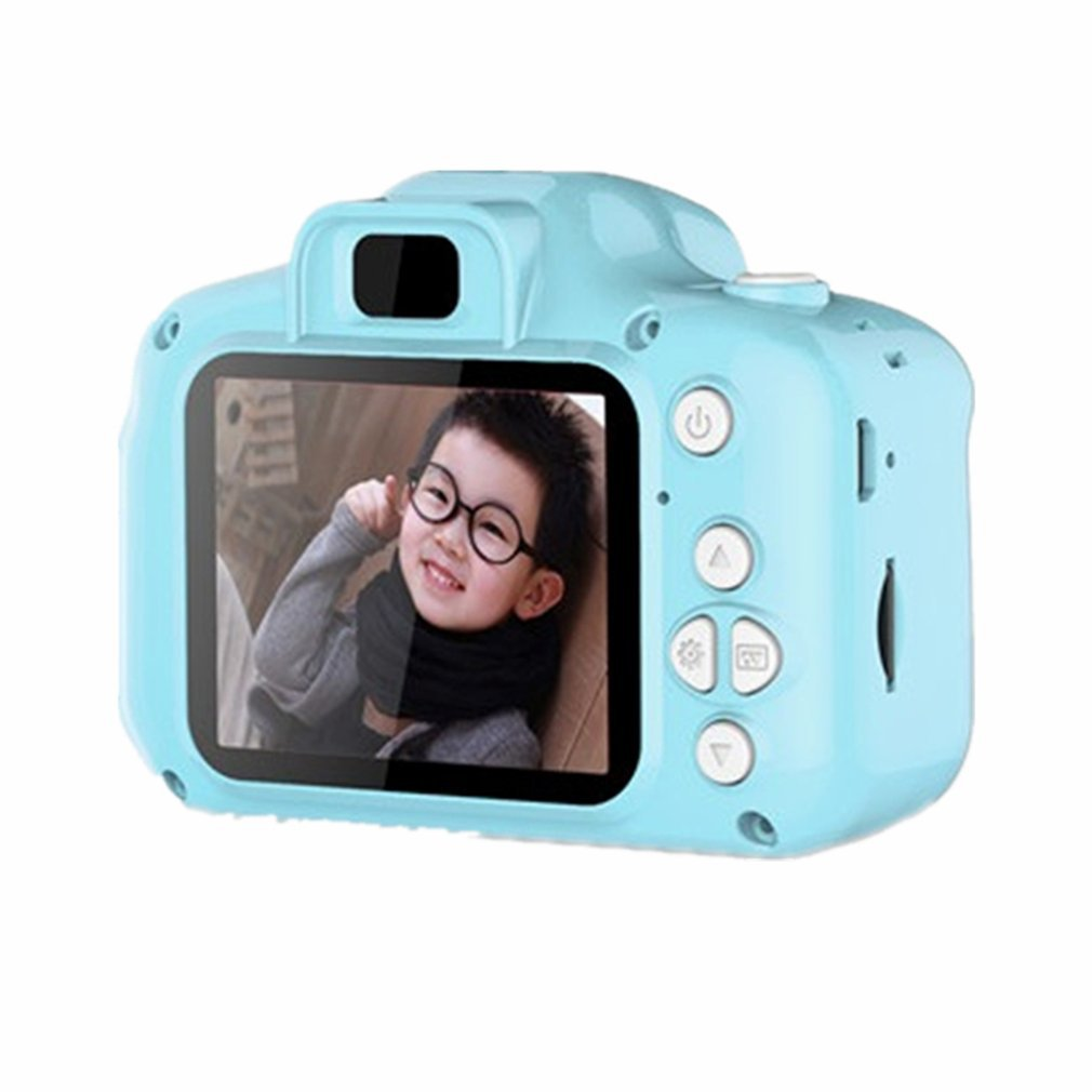 Strict Kids Digital 1080p Hd Screen Video Camera Toys 8 Million Pixel Waterproof 2.0 Inch Color Display Children Baby Birthday Gift With The Best Service