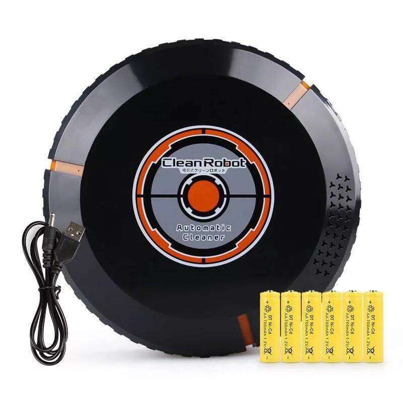Gift Sweeping Robot Household Automatic Cleaner Toy Intelligent Vacuum Cleaner Tractor Charging Battery