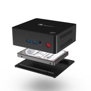Image 3 - X55 究極 WIN10 ミニ pc インテルペンティアム J5005 2.8GHz 8 ギガバイトの RAM 128 ギガバイト/256 ギガバイトの SSD windows 10 コンピュータデュアル HDMI 1000 150mbps NUC 4 18K 60Hz