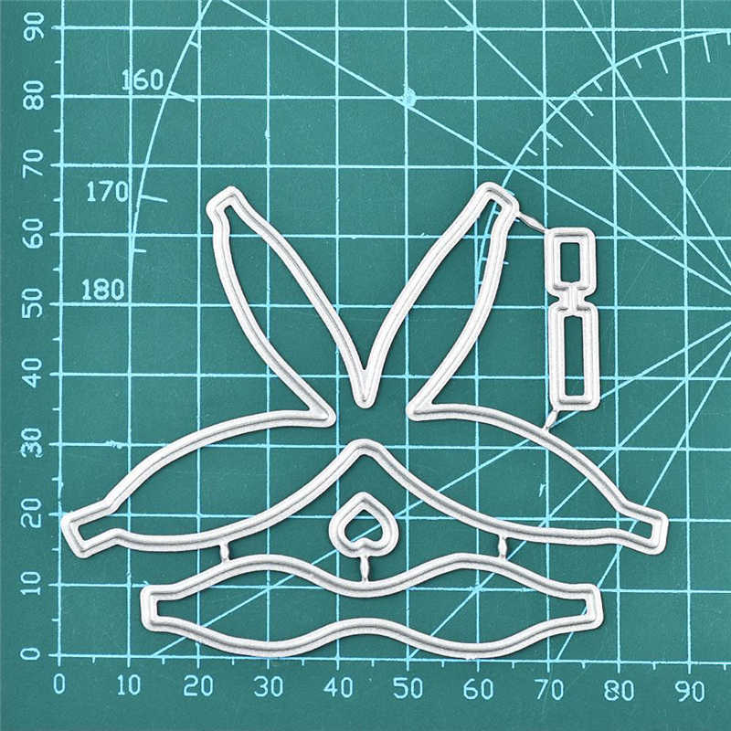 DiyArts 3D yay çerçeve Metal kesme ölür şablonlar için DIY Scrapbooking noel tebrik kartları dekoratif kabartma şablon yeni