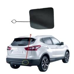 Для Nissan Qashqai J11 2015-2018 85071-DF30A, задний бампер, буксировочный крючок, накладка, крышка прицепа