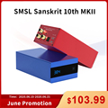 SMSL Sanskrit 10th MKII HiFi аудио DAC USB AK4493 XMOS оптический Spdif коаксиальный вход  DAC Настольный декодер