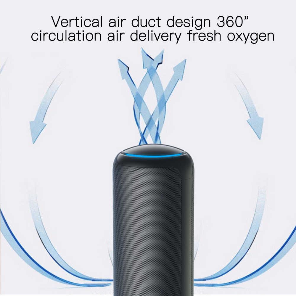 Auto Filtro Aria Con Filtro Hepa Ionico per il Fumo Della Polvere di Formaldeide Auto Mini Portatile Ionizzatore Depuratori d'aria Auto 5