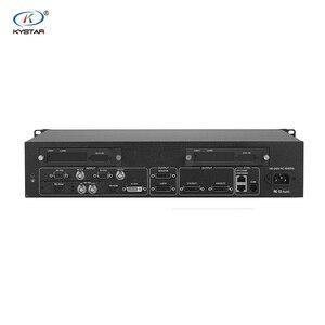 Image 4 - Kystar U3 ビデオプロセッサ SDI 入力 U3 プロ 3 画像スプライシングプロセッサ SDI ループ 2 または 4 dvi 出力 2 dvi モニター