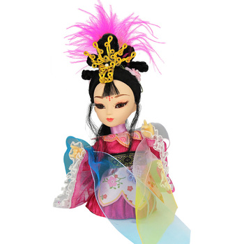 Action Figure Toy Kids Doll Lord Women Cartoon Children Gift Anime Figure PVC Model Emperor Girls Knight General Warrior