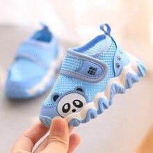 2020 Summer Baby Girls Summer Sandals Fashion Mesh Toddler Boys Casual