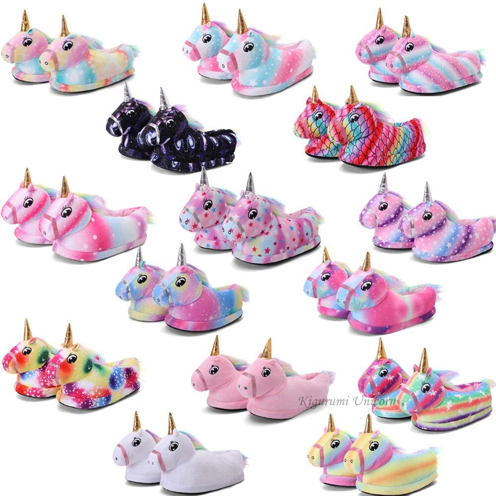 Модная детская пижама-комбинезон, обувь для маленьких девочек, тапочки для взрослых, домашняя обувь, Кигуруми для маленьких девочек, обувь в...