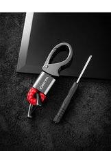 For Hyundai creta ix25 2020 2019 2018 2017 Car trinket Car accessories Key Keyring Metal Car Leather / Key Ring Keychains