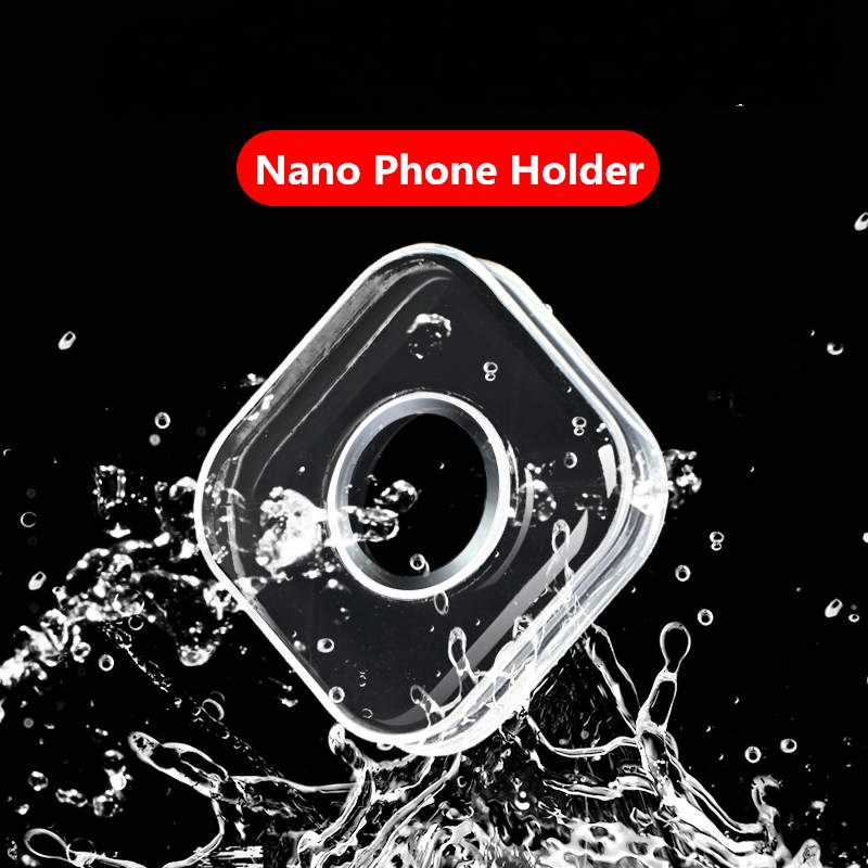 Magic Nano Sticker Paste Rubber Pad Universal Multi-Function Mobile Phone Holder For IPhone Fixate Gel Pad Wall Sticker In Car