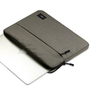 Image 3 - ل أبل ماك بوك برو 13 15 A1706 A1707 A1708 مع شريط مسة حقيبة الكمبيوتر المحمول حالة سستة بطانة كم شنطة لحمل Macbook الهواء
