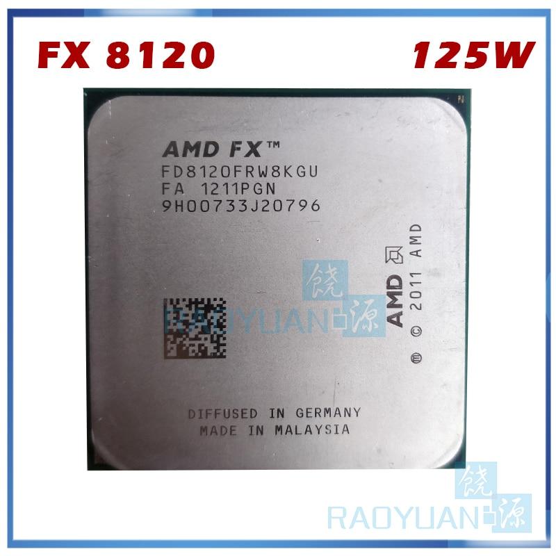 Процессор AMD FX-8120