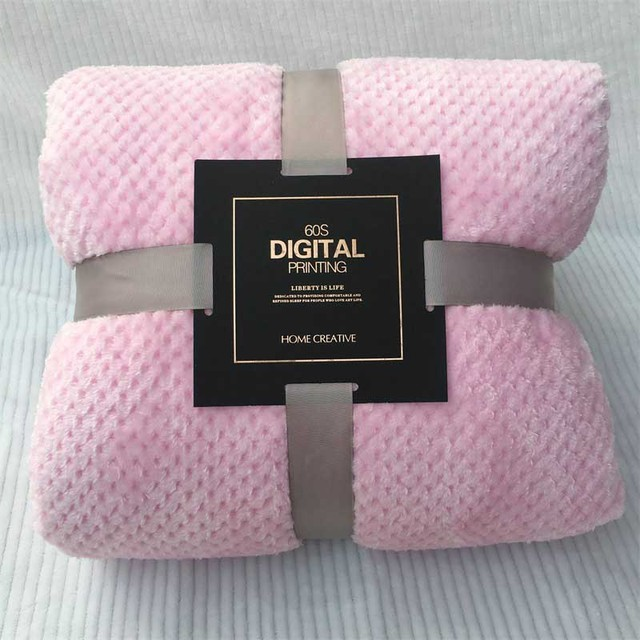 pink waffle