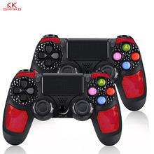 For Sony Ps4 Bluetooth Wireless Controller For Playstation 4 Wireless Dual Shock Vibration Joystick Gamepads For Ps4 Controller