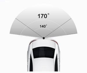 Image 5 - Reverse  AHD 1080P  Fisheye Car Rear View Camera for Opel Astra H J Corsa D Meriva A Vectra C Zafira  Grande Insignia