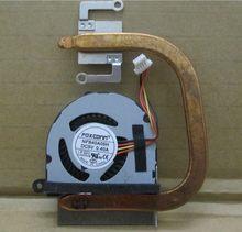 Yeni Laptop CPU soğutma soğutucu Fan ASUS EEE 1011 1015 1015PW 1015P 1015PX 1015PE 1015PED 1011PX 1015BX NFB40A05H radyatör