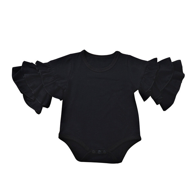 Infant Baby Bodysuit Long...