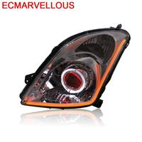 Accessory Neblineros Para Daytime Running Drl Parts Led Auto Automobiles Headlights Car Lights Assembly 17 18 FOR Suzuki Swift