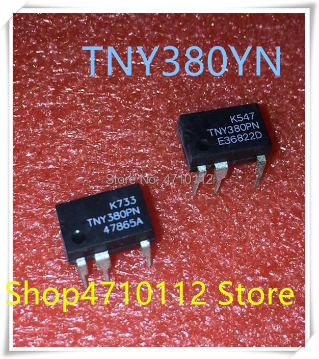 10PCS/LOT TNY380PN TNY380 DIP-7 IC