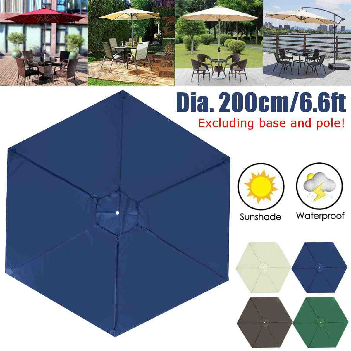 New Outdoor Garden Parasol Umbrella Cover Waterproof Dustproof Cantilever Outdoor Garden Patio Umbrella Shield 2m Oxford Cloth Rain Covers Aliexpress