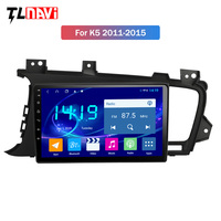 IPS DSP CARPLAY 4G+64G 9 Inch Android 9.0 Car Video player for Kia K5 2011 2015 Auto radio GPS navigation