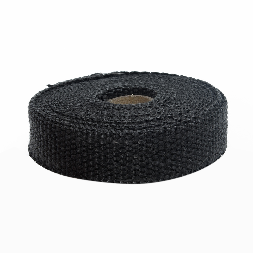 5 Meters Car Motorcycle Exhaust Manifold Thermal Heat Wrap Insulation Tape Newly|Exhaust & Exhaust Systems| |  - title=
