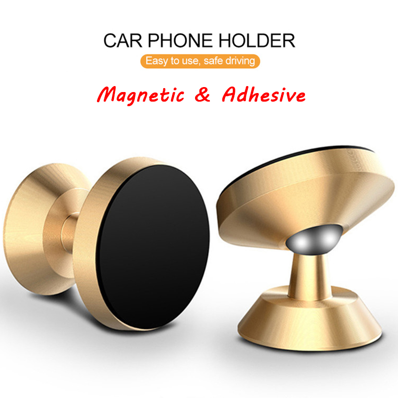 Hot Car Phone Holder Mobile Phone Accessories Bracket Support Magnetic Phone Holder for iPhone 7 6 6S X XS Honor 8X 10 Holder