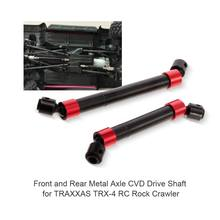Детали и аксессуары для радиоуправляемых моделей 2 шт trx4 металлический