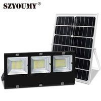 SZYOUMY Solar Power Flood light 60W 120W 180W Remote control Solar street light Outdoor