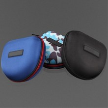 Hard Headphone Case Pouch EVA Travel Bag for Marshall Major I Major II BT MID Monitor on-Ear Headphones Headset