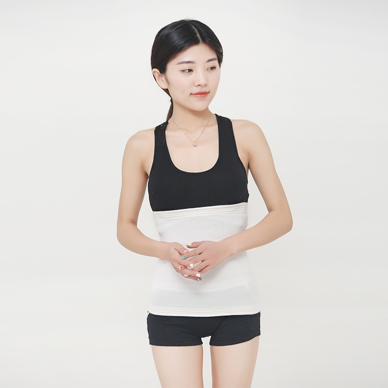 Cotton Material Waist Support WOMEN'S Waistband Sports Clothing Accessories Women's Sport Ware Waist Support Belt