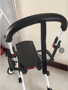 Image 2 - Оригинальный коляска спинка сиденья доска Задняя панель для Yoya Babyyoya Аксессуары для колясок