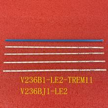 Tira CONDUZIDA para 24LB450U TH 24A403DX 24MT40D 24MT49U 24E510E 24LB451B V236B1 LE2 TREM1 T24d310lh 24mt48df 24mt49s