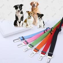 Pet Dog Collar Harness Leash Soft Nylon Pet Cat Dog Puppy Dog Leash Lead Harness Belt Traction Rope 2.5*75cm
