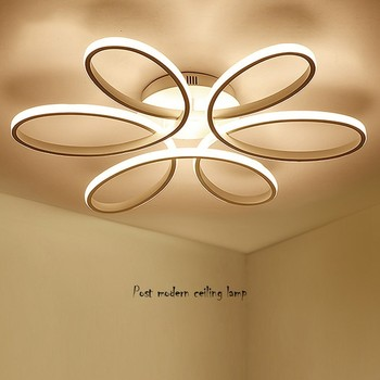 LOFAHS Modern Ceiling Chandelier Lighting For Living Room Bedroom Dining Indoor Home Led Lustre Lamp
