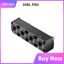 Turntable Headphone-Amplifier Bluetooth 05BL XD05 XDUOO Hd/ldac Digital PRO for Plus