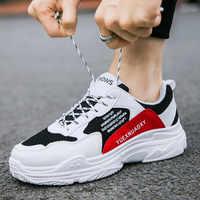 Muu obuwie Sapato Masculino Krasovki Zapatos De Hombre buty do chodzenia Tenis Feminino Zapatos buty męskie # CA1bl701