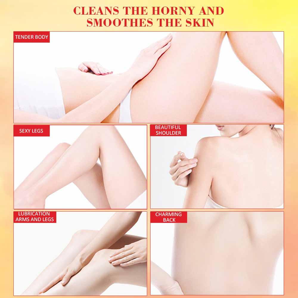 400g Facial And Body Exfoliator Face Scrub Natural Organic Peeling Exfoliating Moisturizer Body Exfoliante Beauty Cream 3
