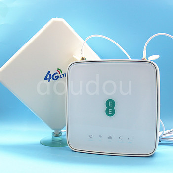 Unlocked HH70 EE with Antenna 4G 300mbps LTE Cat7 5g dual band AC wifi home hub router LTE wireless router PK huawei E5170