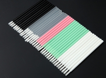 20000pcs/Lot Disposable nylon hair brush, disposable multi-purpose makeup brush, portable small lip brush